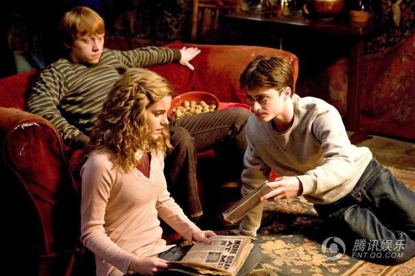 哈利·波特与混血王子 圖片