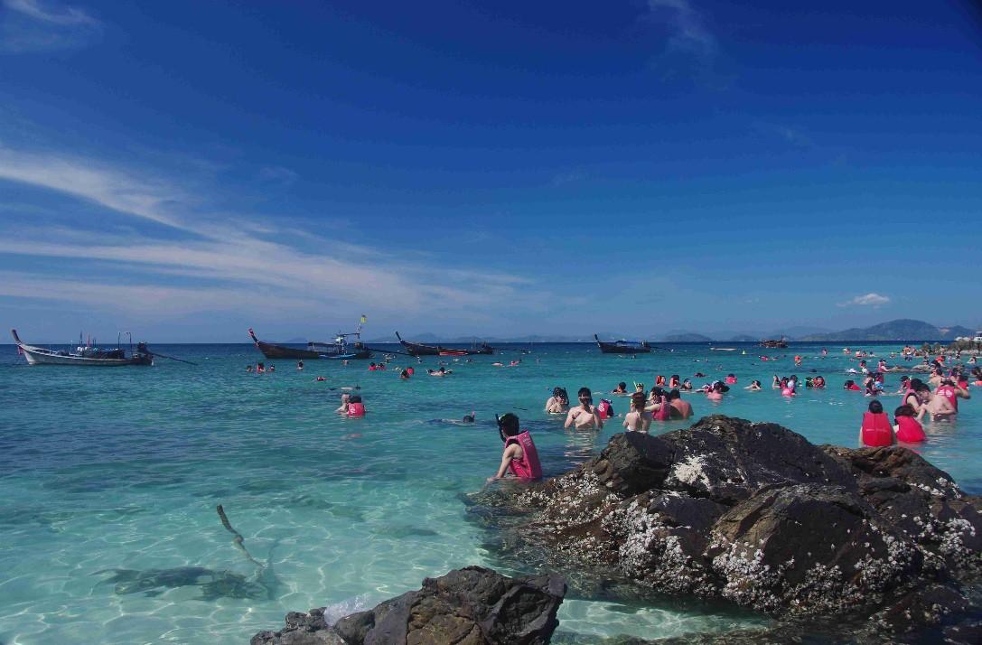 泰國喀比-喀比海灘
