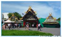 泰國北欖鱷魚湖動物園