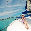 氧氣型美女的蘇梅島大片