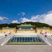 台北故宮博物院(QR Code掃碼入館)