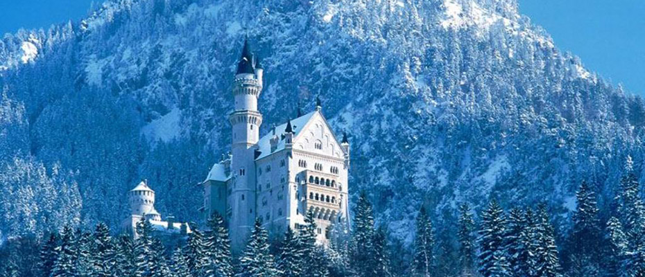 【慕尼黑出發】新天鵝堡一日遊,新天鵝堡預訂,新天鵝堡預約