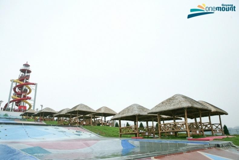 韓國高陽一山ONEMOUNT水上樂園門票,一山ONEMOUNT水上世界門票,京畿道ONEMOUNT水上樂園門票