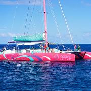 毛裏求斯豪華雙體船巡遊
