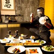日本京都忍者劇場餐廳套票(忍者秀+晚餐)
