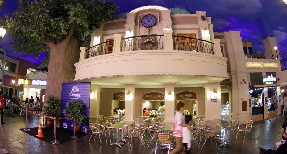 泰國曼谷kidZania主題樂園