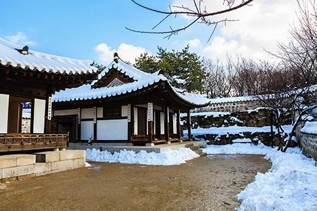 韓國全州韓屋