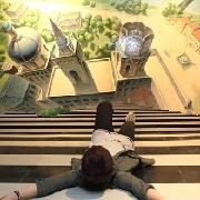 韓國首爾愛來魔相4D藝術館+智勇迷宮套票
