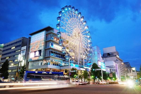 名古屋雙子星大樓