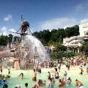 愛寶樂園+加勒比水上樂園+往返巴士套票(電子票)