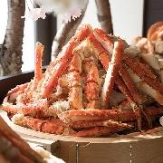 北海道櫻花自助餐+高級現場廚房美食(Sakura Buffet 無限帝王蟹、长脚蟹、毛蟹)