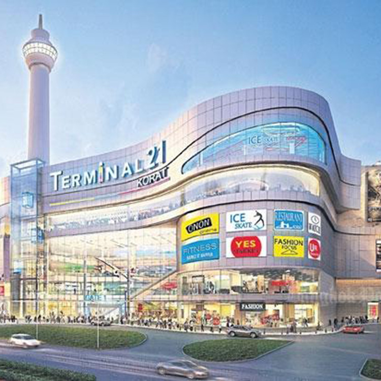 【芭堤雅購物血拼指南】Terminal 21 Pattaya的開放時間和周邊景點