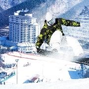 韓國伊利希安江村滑雪繽紛套餐(可訂住宿)