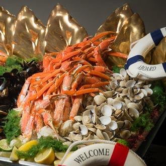 澳門金沙城奧旋餐廳自助晚餐