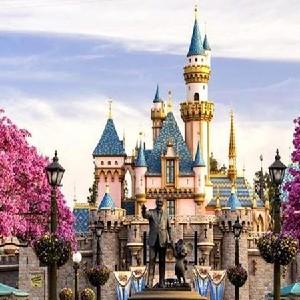 美國 洛杉磯迪斯尼主題樂園歡樂一日遊(含門票)