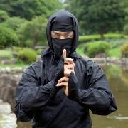 忍者之鄉赤目四十八瀑布忍者修行體驗