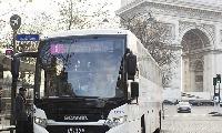 搭乘公共交通工具前往巴黎奧利機場