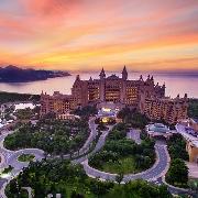 珠海長隆橫琴灣酒店2天1晚雙人套票(酒店+兩日無限海洋王國+《龍秀》表演)