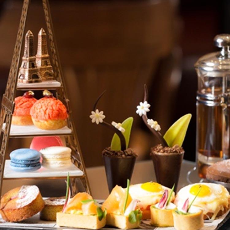 澳門巴黎人Brasserie法式餐廳法式下午茶套餐(電子票)