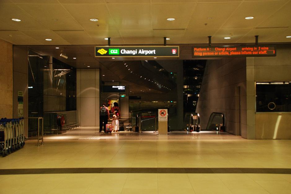 新加坡交通攻略 新加坡樟宜機場交通攻略 樟宜機場捷運介紹 新加坡樟宜場場怎么到市區 樟宜機場交通介紹