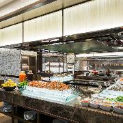 曼谷JW Marriott萬豪酒店JW Cafe餐廳自助午餐