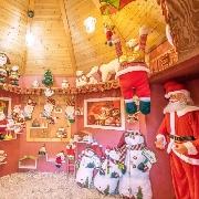 韓國聖誕老人村雪盆任玩+採草莓+兩水頭一日遊