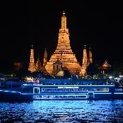 曼谷皇家公主號自助晚餐+夜遊湄南河+接送(Royal Princess Cruise)