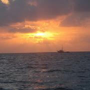 瓦胡島日落自助晚餐巡航之旅