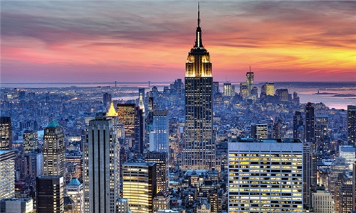 帝國大廈<br>        Empire State Building
