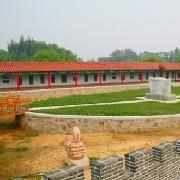 滄州市禦碑苑景區