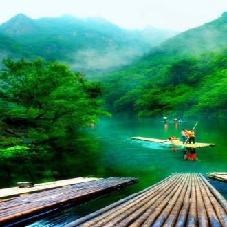 遼寧關門山國家森林公園