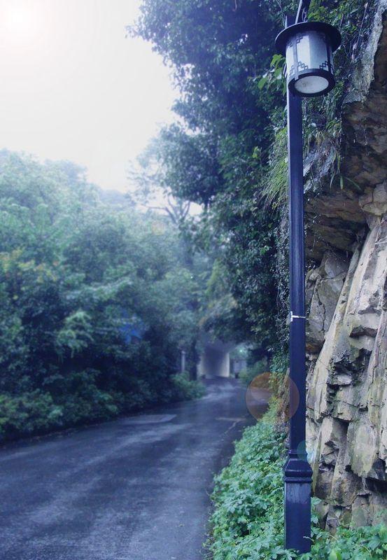 最低調的奢華,也是最安靜的角落。---杭州安縵法雲