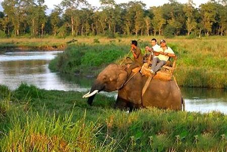 加德滿都 — 奇端國家公園