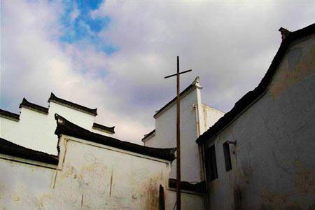 龍門古鎮 — 杭州 — 溫馨的家園