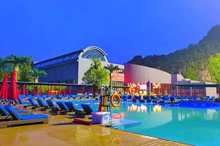 【桂林ClubMed 4天3晚自由行】於自然生態寶地桂林 私享無憂的假期