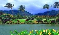 夏威夷風景 他鄉風情的完善出現