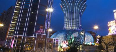 澳門新葡京酒店(Grand Lisboa Macau)